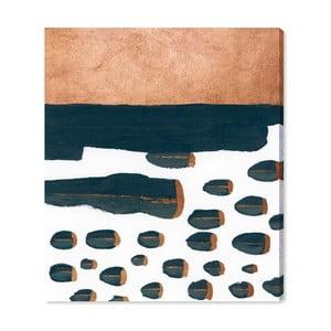 Obraz Oliver Gal Left Current, 43x50,5cm