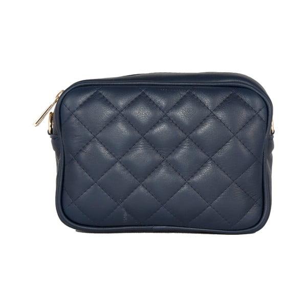 Kožená kabelka Andrea Cardone 2015 Dark Blue