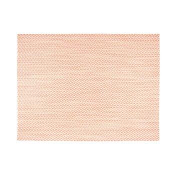 Suport pentru farfurie Tiseco Home Studio Melange Triangle, 30x45cm, portocaliu deschis de la Tiseco Home Studio