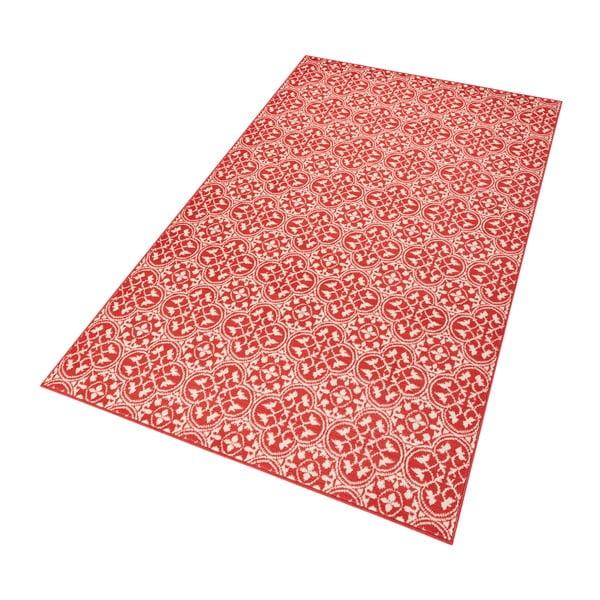 Červený koberec Hanse Home Gloria Pattern, 120 x 170 cm
