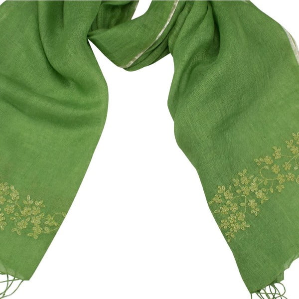 Šátek Tabea Green
