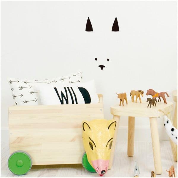 Dekorativní samolepka na zeď Fox