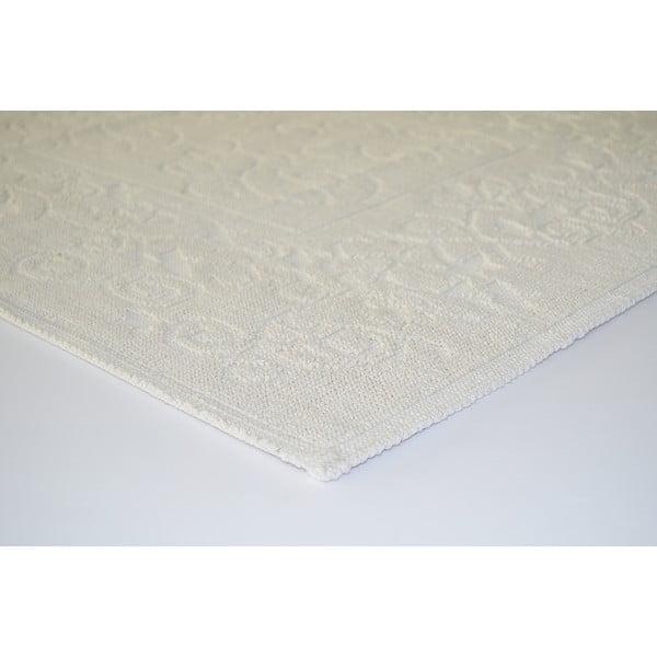 Krémový odolný koberec Vitaus Orchidea, 120x180cm