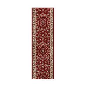 Covor Basic Vintage, 80x200 cm, roșu