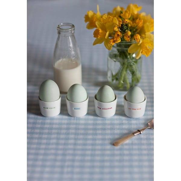 Kalíšky na vajíčka What Came First