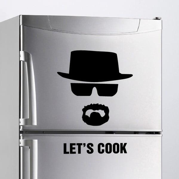 Samolepka MaDéco Let's Cook