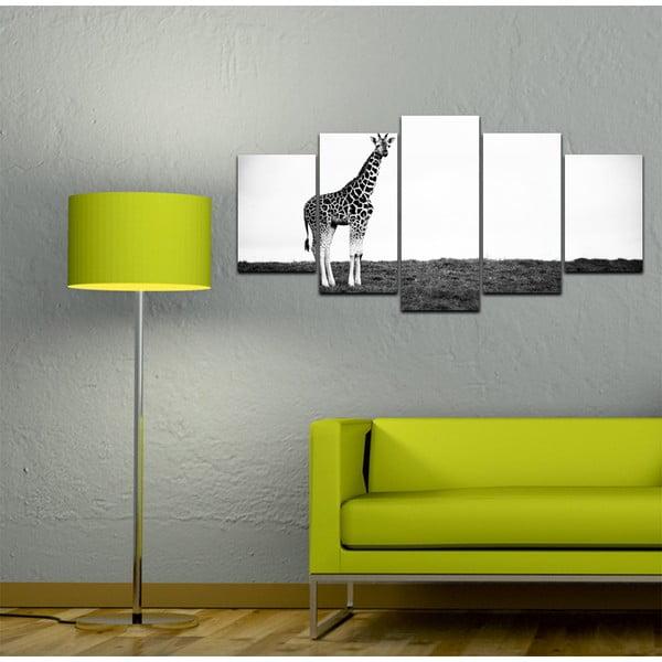 Vícedílný obraz Black&White no. 6, 100x50 cm