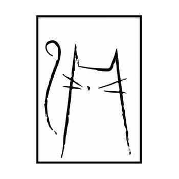 Poster Piacenza Art Kitty imagine