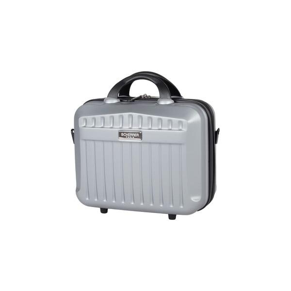 Kufr s příručním zavazadlem Cabin Jean Louis Scherrer Silver