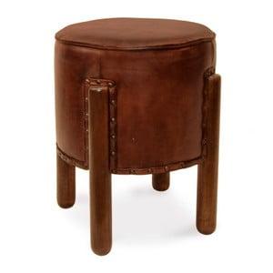 Stolička s koženým potahem Moycor Ronda