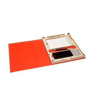 Business obal G2 na iPad 2/3/4, oranžový/bílý