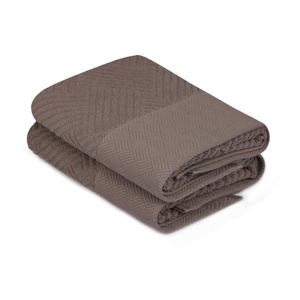 Sada 2 ručníků Madame Coco Lara, 50 x 90 cm