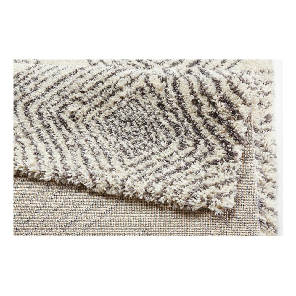 Covor Mint Rugs Allure Grey Creme 80 X 150 Cm Crem Gri