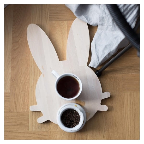 Prkénko z bukového dřeva FOR.REST Hare