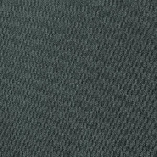 Ocelově modrá 3místná sedačka levý roh Vivonita Milton Trend