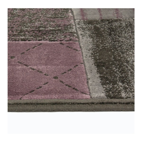 Šedý koberec Universal Farashe Grey II, 200x300cm