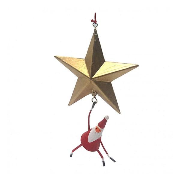 Vánoční závěsná ozdoba G-Bork Star