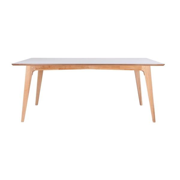 Jídelní stůl z olšového dřeva Nørdifra Folcha