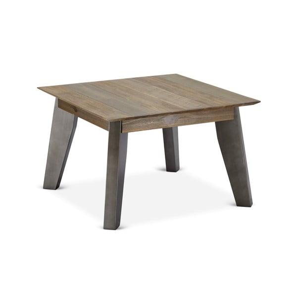 Stolik z drewna akacjowego Furnhouse Malaga