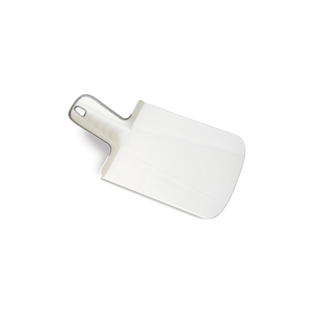 Bílé skládací krájecí prkénko Joseph Joseph Chop2Pot Mini