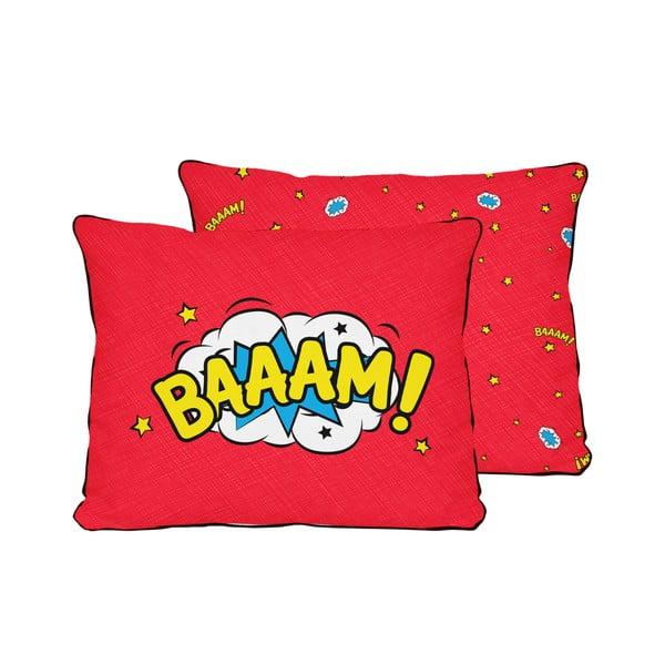 Polštář Pillow Baaam, 50x35 cm