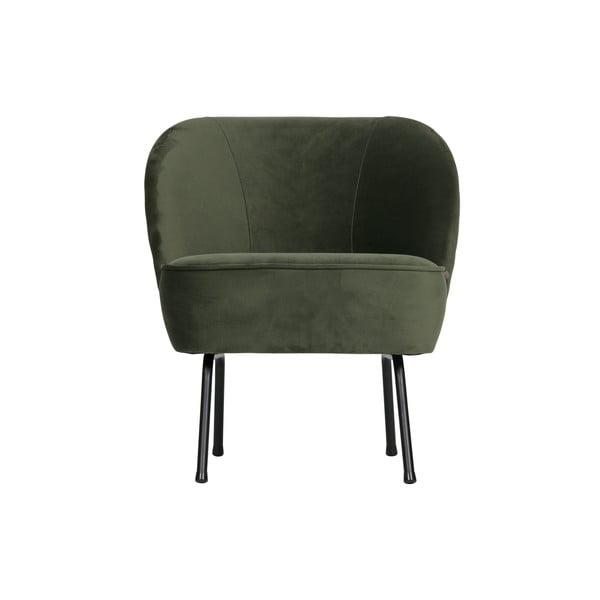 Vogue sötétszürke fotel - BePureHome