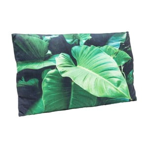 Zelený polštář Kare Design Jungle, 30x50cm