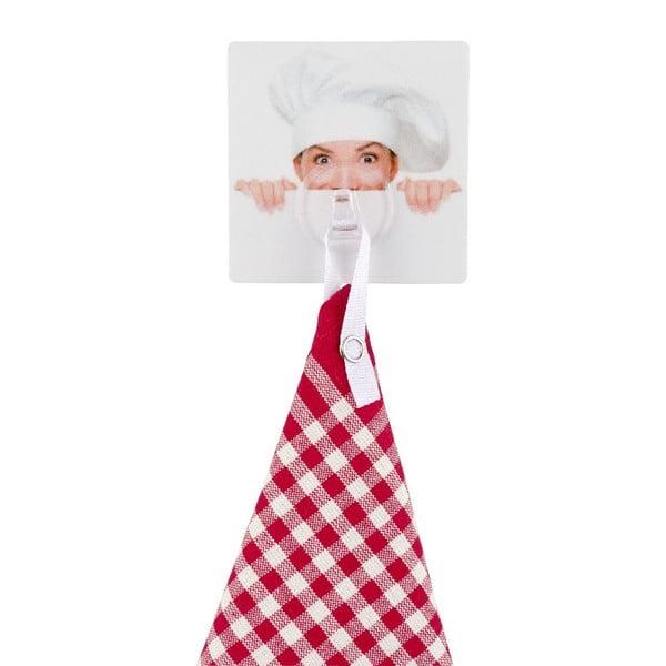 Samodržící věšák Static-Loc Chef, až 8 kg