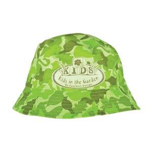 Zelený dětský klobouk Esschert Design Garden