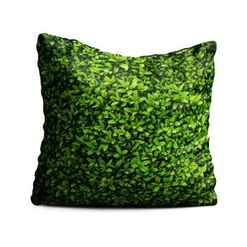 Pernă Oyo home Ivy, 40x40cm, verde de la Oyo home
