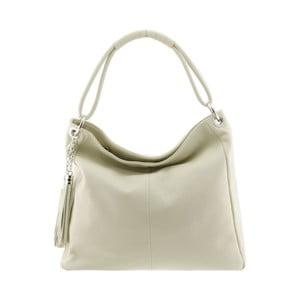 Kožená kabelka Markese 5008 White