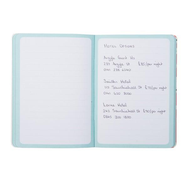 Zápisník Blue Spot Oh So Clever
