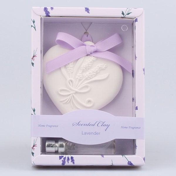 Zestaw glinki i olejku o zapachu lawendy Dakls Lavender