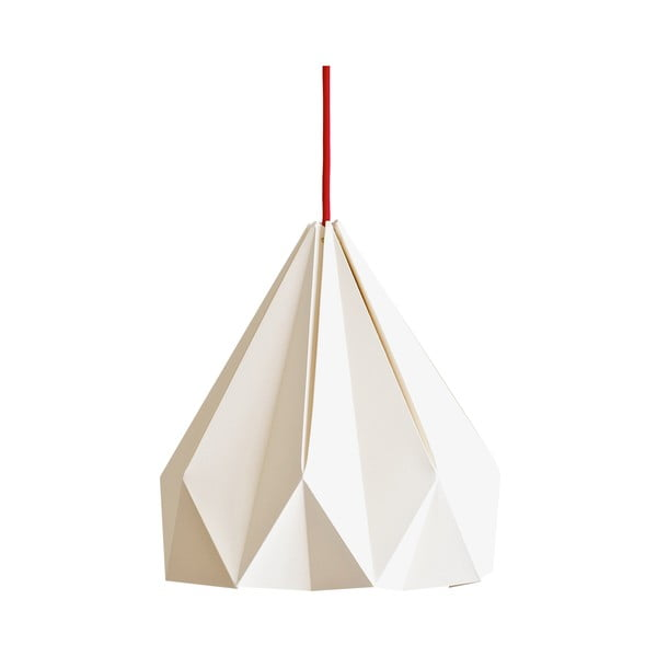 Origamica lustr Spring Light For Two Vanilla Beige