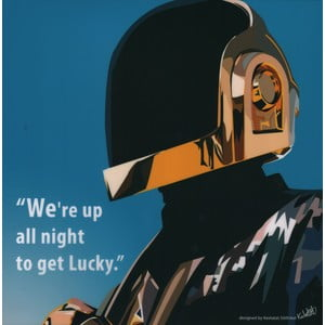 Obraz Daft Punk