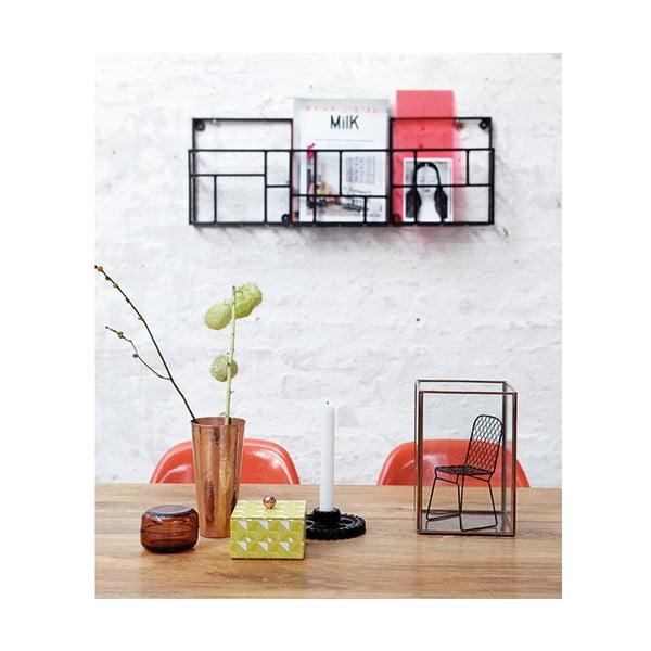 Nástěnný stojan na časopisy HouseDoctor Magazine