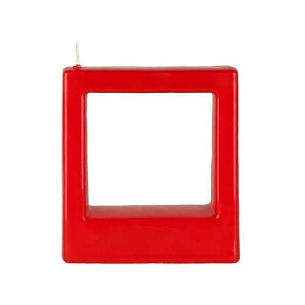 Svíčka Quadra 3 Red