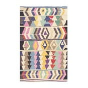 Vlněný koberec Aztec Multi, 122x182 cm