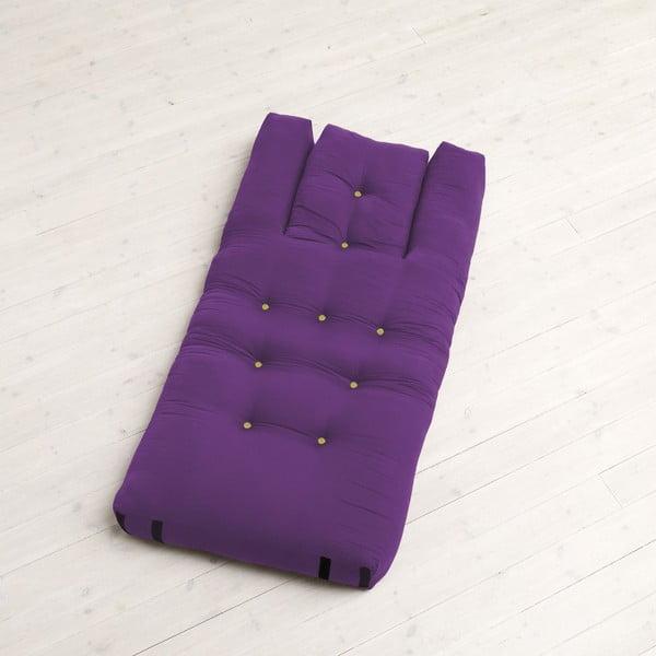 Křeslo Hippo Purple/Pistachio