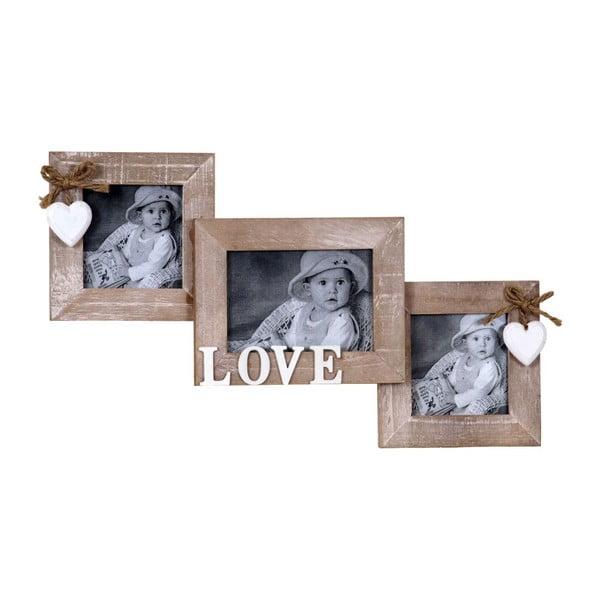 Fotorámeček Wood Love