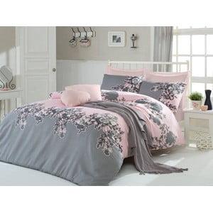 Lenjerie de pat cu cearșaf Rodez, 200x220cm