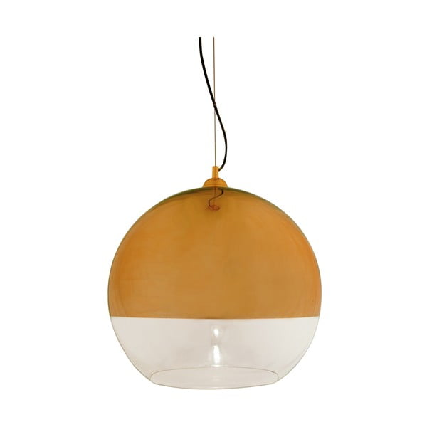 Závěsné světlo Aneta Lux Copper, 45 cm