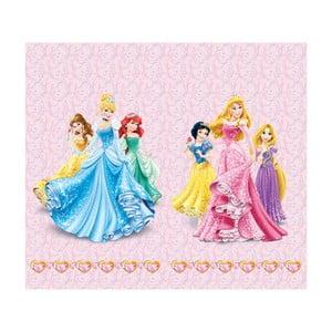 Foto závěs AG Design Disney Princezny VII, 160x180cm