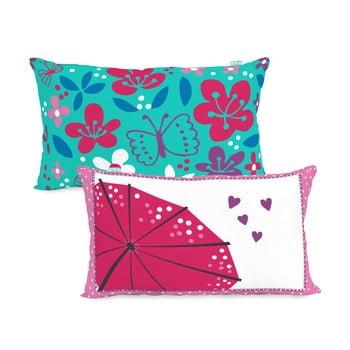 Față de pernă cu două fețe Moshi Moshi Cherry Blossom poza