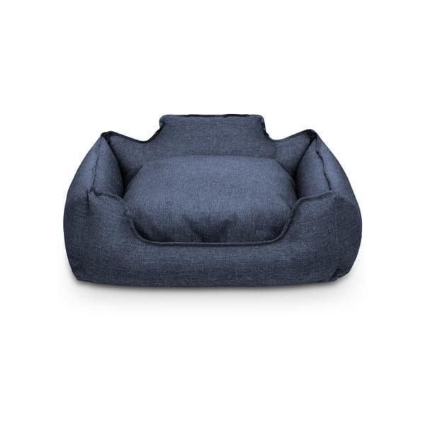 Světle modrý pelíšek pro psy Marendog Orbit Premium