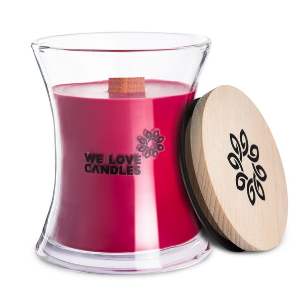Świeczka z wosku sojowego We Love Candles Ginger Sweetheart, 129 h