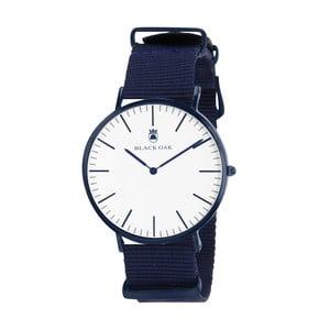 Modrobílé pánské hodinky Black Oak Parlo
