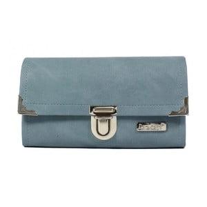 Modrá peněženka Dara bags Purse Big No.707