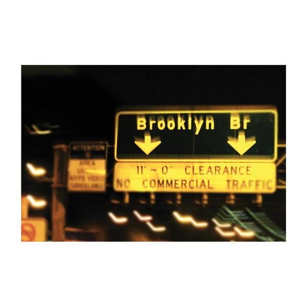 Obraz Brooklyn, 40x60 cm