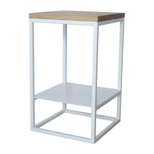 Noční stolek Goodnight White